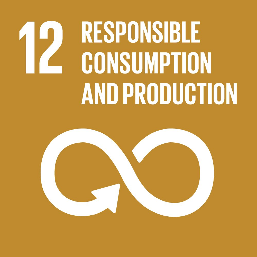 Responsible consumption an production